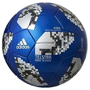 adidas(アディダス) サッカーボール テルスター18 キッズ メタリックブルー AF4300B