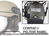 PELTORステッカーレプリカ 《COMTAC I へッドセット対応》