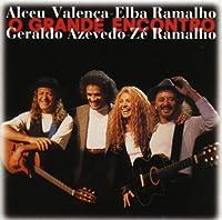 Grande Encontro: Serie Ao Vivo by Elba Ramalho & Ze Ramalho & Geraldo Azevedo (1998-01-01)