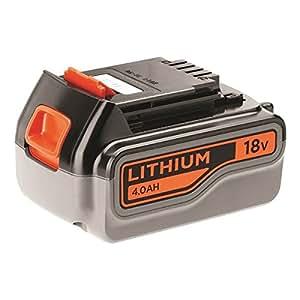 18V4.0Ah リチウムイオンバッテリー