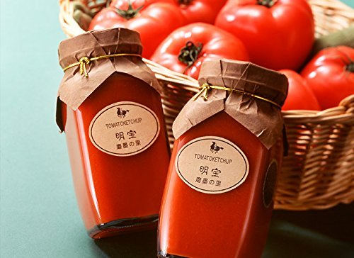 明宝 トマトケチャップ 2個 セット