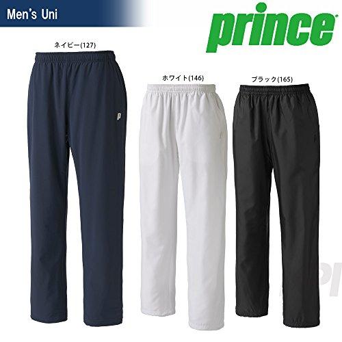 (プリンス) Prince Prince(プリンス)「Uni ウィンドパンツ WU6614」テニスウェア「2016FW」 L ホワイト(146)