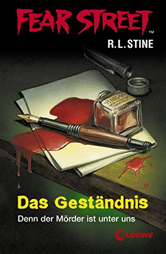 Fear Street 34 - Das Geständnis (German Edition)