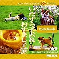 MIXA IMAGE LIBRARY Vol.69 いたずら子犬&おすまし子猫