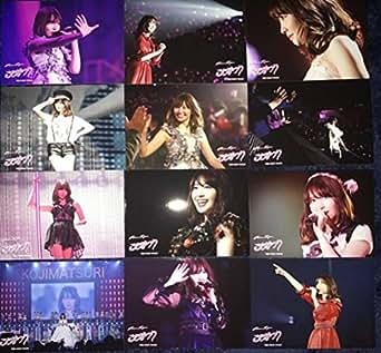 AKB48 こじまつり 感謝祭 小嶋陽菜 卒業コンサート DVD 予約特典 ステージショット生写真 22枚 コンプ