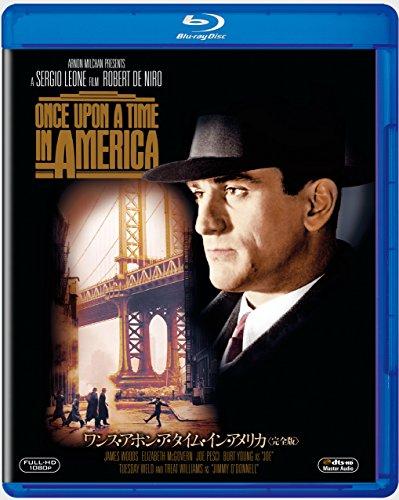 ワンス・アポン・ア・タイム・イン・アメリカ(完全版) [Blu-ray]