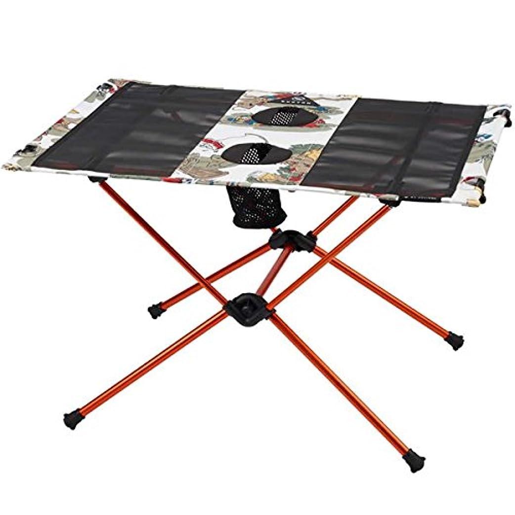 教師の日基礎移動BURTON(バートン) キャンプテーブル TABLE ONE -DUNTADUN (16705101966) ヘリノックス ビッグアグネス コラボレーション 折り畳みテーブル アウトドア【C1】