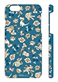 グルマンディーズ ディズニー ヴィンテージシーツ風 iPhone6対応 シェルジャケット トイストーリー DN-224B