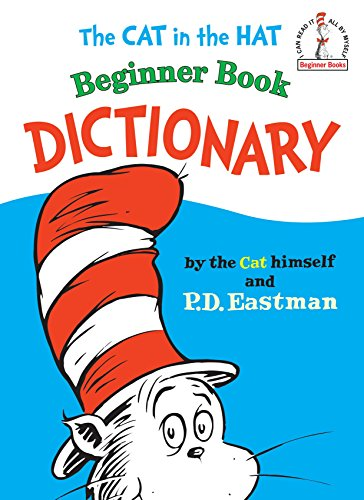 The Cat in the Hat Beginner Book Dictionary (Beginner Books(R))の詳細を見る