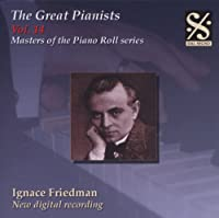 Masters of the Piano Roll Vol