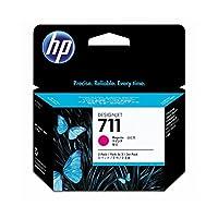 ヒューレット・パッカード HP711 インクカートリッジ マゼンタ 29ml/個 染料系 CZ135A 1箱(3個) (×3セット)