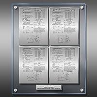 特許Plaque–Iceプレゼンテーションパネルpp-ez22i