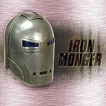 アイアンマン/等身大アイアンモンガー プロップレプリカマスク/ Iron Monger Helmet