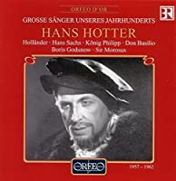 Great Singers of Our Century by Hans Hotter (2013-05-03)