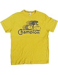 (トッドスナイダー) TODD SNYDER × CHAMPION CYCLING GRAPHIC T-SHIRT Tシャツ (並行輸入品)