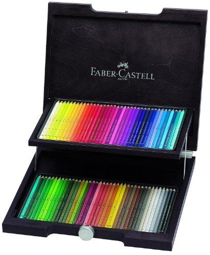 ファーバーカステル アルブレヒトデューラー水彩色鉛筆 72色セット 木箱入