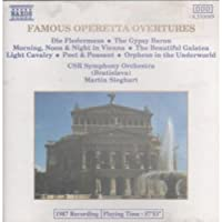 Famous Operatta Overtures [UK Import]