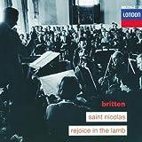 Britten;St.Nicolas/Rejoice