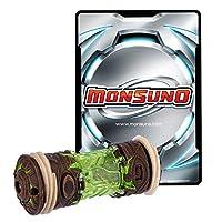 Monsuno Wild Core - Wave #1 - Dust Surge (Dust Devil/Sand Storm) [並行輸入品]