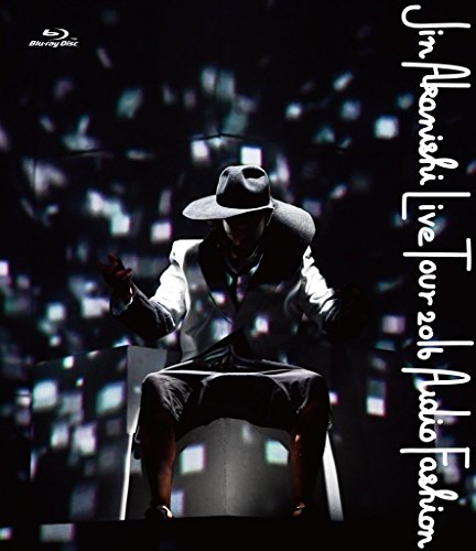 【早期購入特典あり】JIN AKANISHI LIVE TOUR 2016~Audio Fas・・・