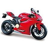 【ドゥカティ】1/12 Ducati 1199 Panigale/パニガーレ/バイク/レッド/ドゥカティ【並行輸入品】