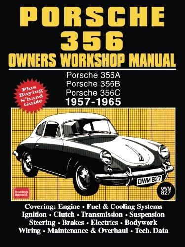 Porsche 356 Owner's Workshop Manual (Brooklands Books)