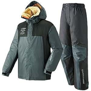 ロゴス リプナー 防水防寒LVSスーツ・ニック 30720252 チャコール L