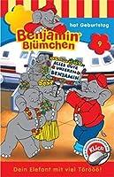BENJAMIN BLUEMCHEN (FOLGE 9) - B.BLUEMCHEN HAT GEBURTSTAG (1 CD)
