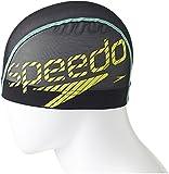 Speedo(スピード) スイムキャップ スイミングキャップ トレーニング用 メッシュキャップ SD92C11 ペパーミント×ライムパンチ(PL) L