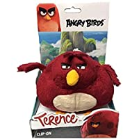 Angry Birds Terenceバックパック/キーチェーンクリップ