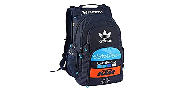 1cc444771234 Troy Lee Designs Mens KTM Team License Backpack One Size Navy Best  Christmas gifts 2018