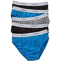 Hanes Boys Underwear Cotton Brief (5 Pack)