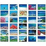 Okinawa Healing postcard book やすらぎの沖縄1