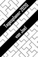 Tagesplaner 2020 von Joel: Personalisierter Kalender fuer 2020 mit deinem Vornamen