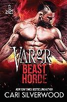 Vargr: SciFi Warrior Romance (Beast Horde)