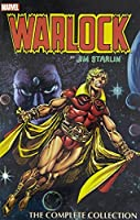 Warlock by Jim Starlin: The Complete Collection by Jim Starlin(2014-02-18)
