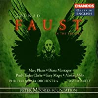 Faust (Abridged) (Sung in Engl