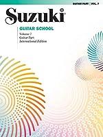 Suzuki Guitar School Guitar Part (The Suzuki Method Core Materials)