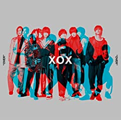 XOX「OVER」のジャケット画像