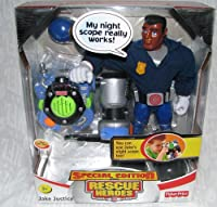 Fisher Price Special Edition Rescue Heroes Jake Justice