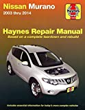 Nissan Murano Automotive Repair Manual 03-14