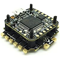 Goolsky HGLRC XJB F438 F4 フライト コントローラ OSD 4in1 38A Blheli_S ESC FPV RCレーシング クアドコプター ドローン用