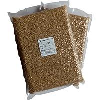 【新米】29年産JAS有機栽培米あきたこまち 玄米5kg(真空パック2.5kg×2)