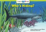 Who's Hiding? (Emergent Reader Science; Level 2)
