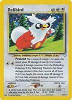 Pokemon - Delibird (May-64) - Neo Revelation - Holo