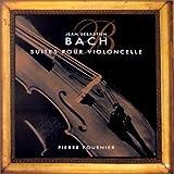 J.S.Bach: Suites pour Violoncelle by Pierre Fournier (1999-07-05) 画像