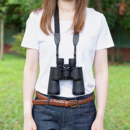 『Kenko 双眼鏡 New Mirage 12×50 W ポロプリズム式 12倍 50口径 ワイド ブラック 103170』の5枚目の画像