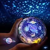 LEDナイトライト プロジェクター ナイトライト 簡易プラネタリウム スポットライト 美しい宇宙 360度回転 夜間ライト 卓上スタンド ロマンチック雰囲気作り USB 電池 兼用 ハロウィン/クリスマス/結婚式/学園祭/ガーデンパーティー/飾りスター