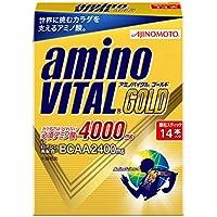 アミノバイタルGOLD ゴールド スティックタイプ14本入 AMI-GOLD1