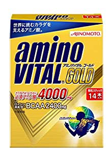 アミノバイタル GOLD 14本入箱